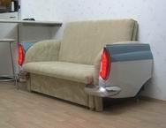 Авто-диван раскладной