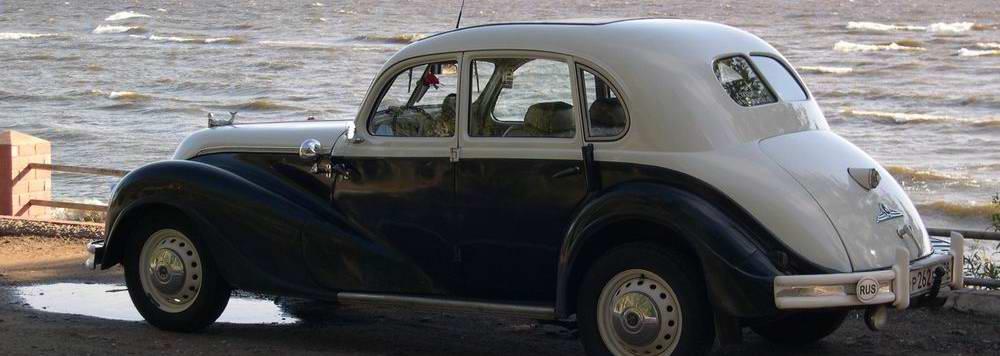 BMW/EMW-340, 1949-56